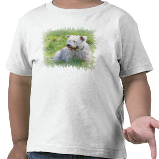 Glen of Imaal Terrier dog unisex toddler  t-shirt