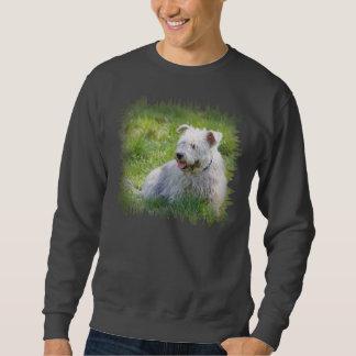 Glen of Imaal Terrier dog unisex tsweatshirt, gift Pullover Sweatshirt