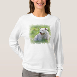 Glen of Imaal Terrier dog womens hoody, gift T-Shirt