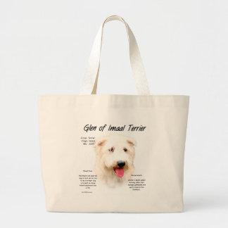 Glen of Imaal Terrier History Design Bag