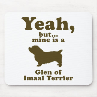 Glen of Imaal Terrier Mouse Pad