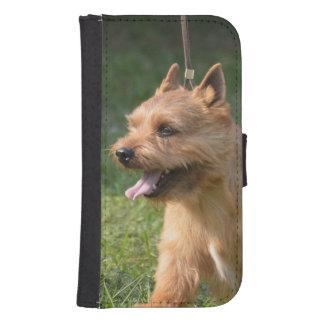 Glen of Imaal Terrier Galaxy S4 Wallet