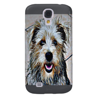 Glen of Imaal Terrier Pop Art Samsung Galaxy S4 Case