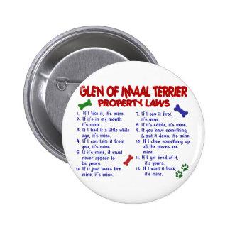GLEN OF IMAAL TERRIER Property Laws Pin