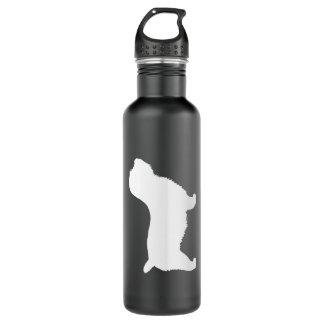 Glen of Imaal Terrier Silhouette 710 Ml Water Bottle