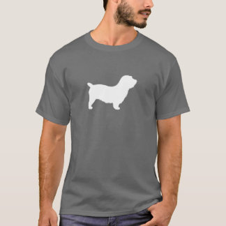 Glen of Imaal Terrier Silhouette T-Shirt
