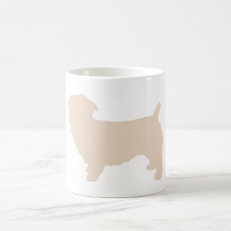 glen of imaal terrier silo wheaten.png coffee mug
