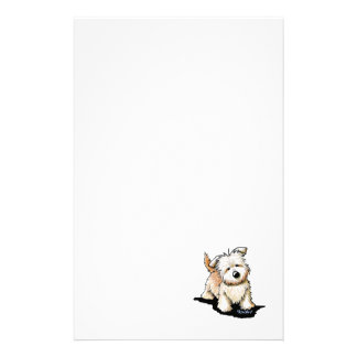Glen Of Imaal Terrier Stationery