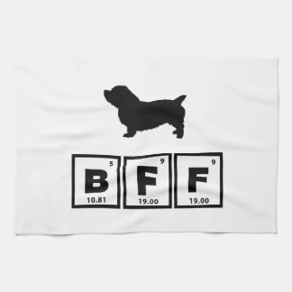 Glen of Imaal Terrier Hand Towel