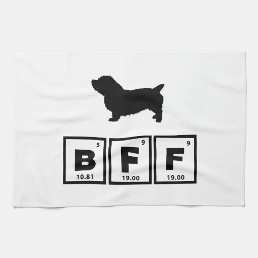 Glen of Imaal Terrier Hand Towel
