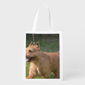 Glen of Imaal Terrier Reusable Grocery Bag