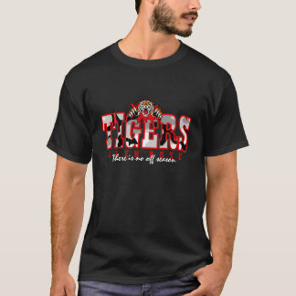 Glen Rose Tigers There Is No Off Season Tee