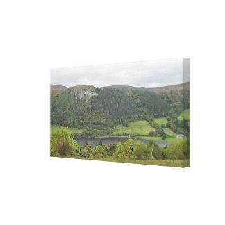 Glencar Lough Canvas Print