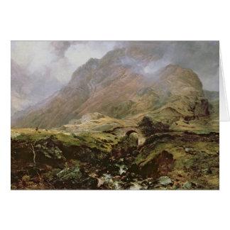 Glencoe, 1847 card
