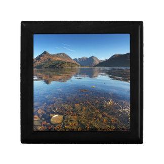 Glencoe and Ballachulish, Scotland Gift Box