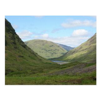 Glencoe Postcard