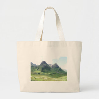 Glencoe , Scotland Canvas Bag