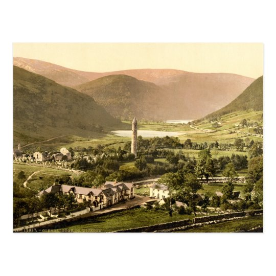 Glendalough, County Wicklow Postcard