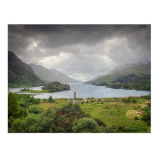 Glenfinnan Postcard