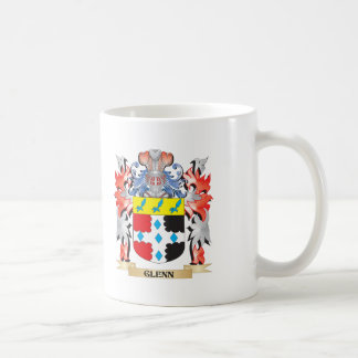 Glenn Coat of Arms - Family Crest Coffee Mug