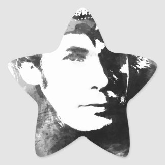 Glenn Gould Star Sticker