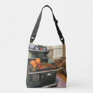 Glenwood Cook Stove With Harvest Tote Bag