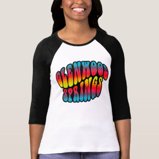 Glenwood Springs Hippy Trippy T-Shirt