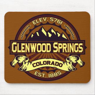 Glenwood Springs Mousepad Vibrant