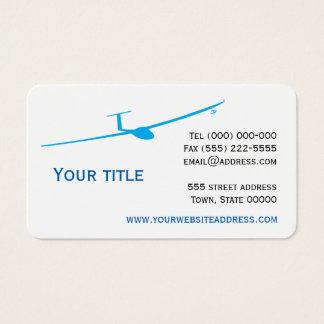 Glider Business Card