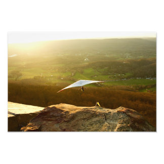 Glider Photo Print
