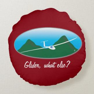 Glider Round Cushion