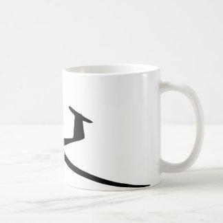 glider sailplane coffee mug