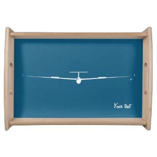 Glider Serving Tray