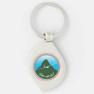 Glider - What else? Key Ring