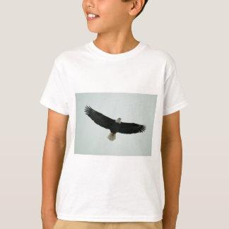 Gliding bald eagle T-Shirt