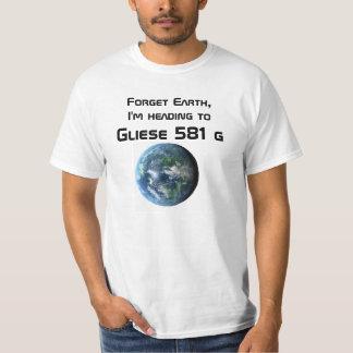 Gliese 581 g Tee