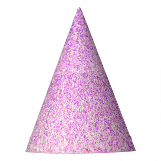 Glimmer Glitter Party Hat