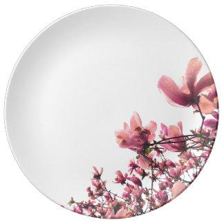 Glimpse Decorative Plate Porcelain Plates