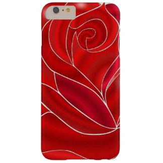 Glistening Red Rose Bud IPhone Case
