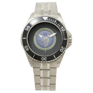 Glitch: achievement hi-flyer wrist watches