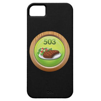 Glitch Achievement noted epicure Case For The iPhone 5