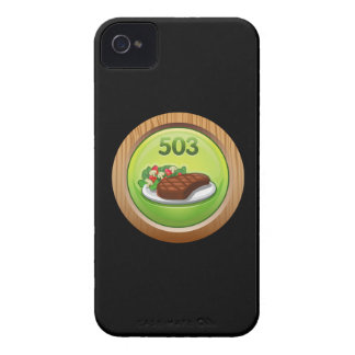 Glitch Achievement noted epicure iPhone 4 Cases