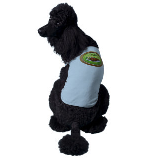 Glitch Achievement noted epicure Sleeveless Dog Shirt