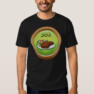 Glitch Achievement noted epicure Tees