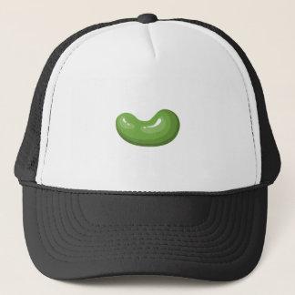 Glitch Food bean plain Trucker Hat