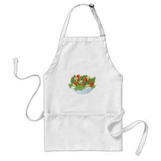 Glitch Food big salad Standard Apron