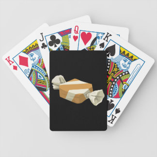 Glitch Food birch candy Bicycle Playing Cards