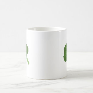 Glitch Food broccoli Coffee Mug