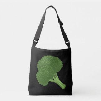 Glitch Food broccoli Crossbody Bag