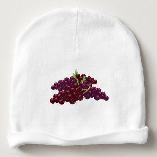 Glitch Food bunch of grapes Baby Beanie